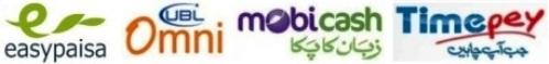 TimePay, MobiCash, UBL Omni